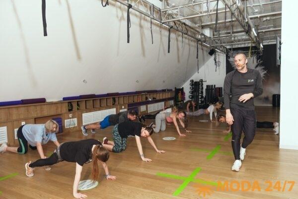 HIIT-тренировки. HIIT-тренировка системы Smart Fitness