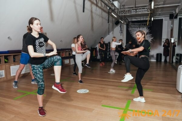 HIIT-тренировки. Система Smart Fitness