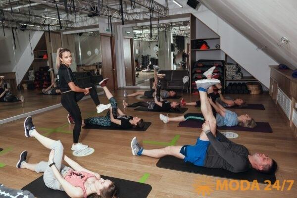Упражнения Smart Fitness