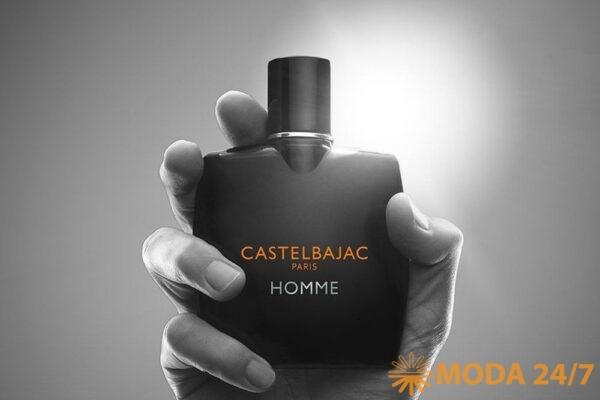 Новинки мужских ароматов. Castelbajac Homme