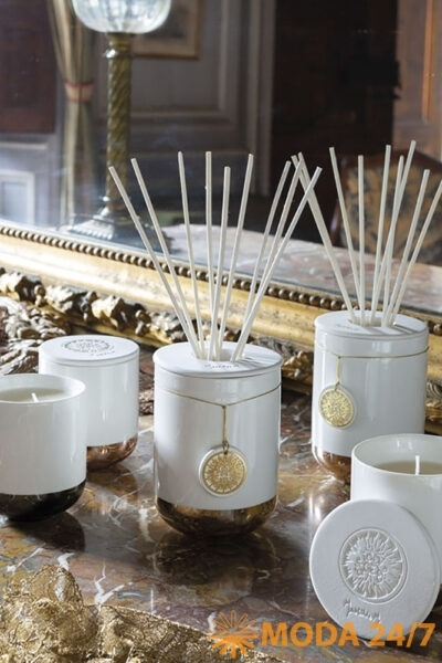 Ароматы для дома (диффузор и свечи) Mathilde M.