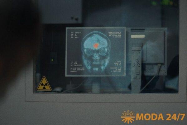 Кадр из фильма Synchronic