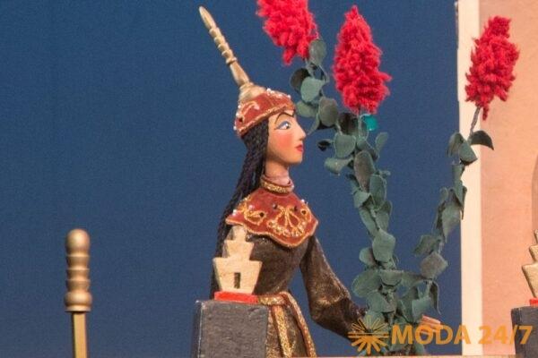 Царевна Будур. Волшебная лампа Аладдина