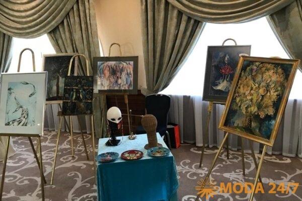 Выставка художников проекта