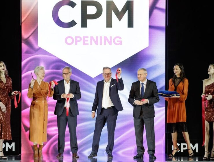 XXXV CPM – Collection Première Moscow Февраль 2021. Церемония открытия CPM 2020 года