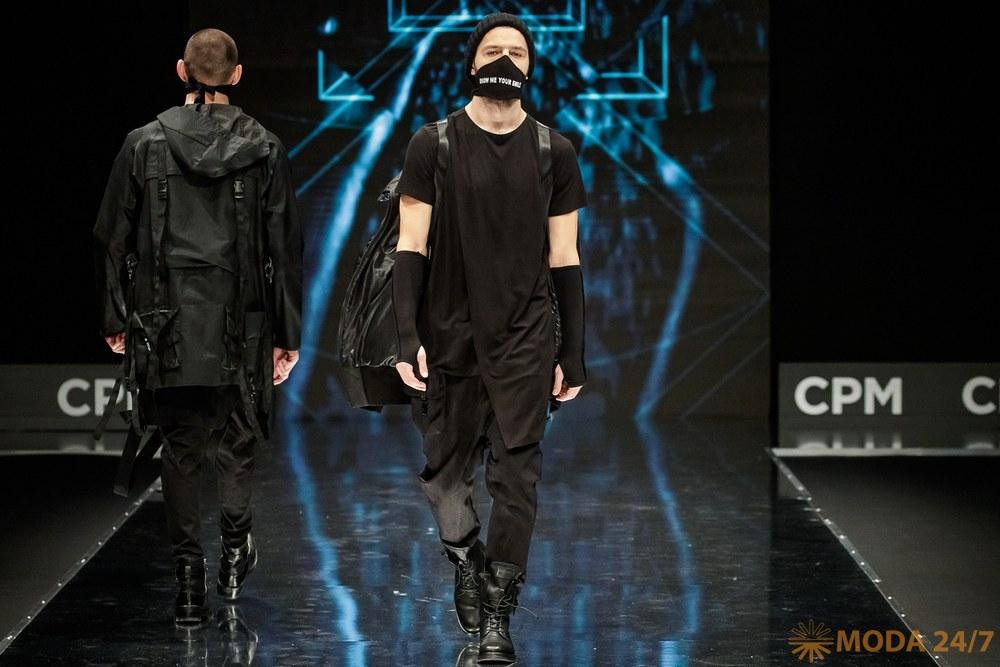 XXXV CPM – Collection Première Moscow Февраль 2021. George Shaghashvili (Россия) на выставке CPM 2020 года