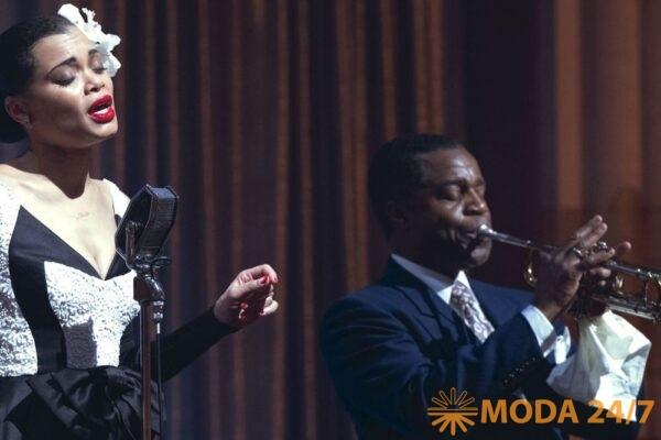 Кадр из фильма «США против Билли Холидей» (The United States vs. Billie Holiday)