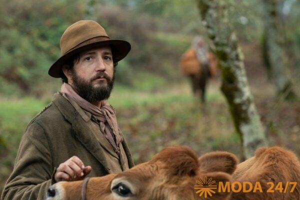 Кадр из фильма «Первая корова» (First Cow)