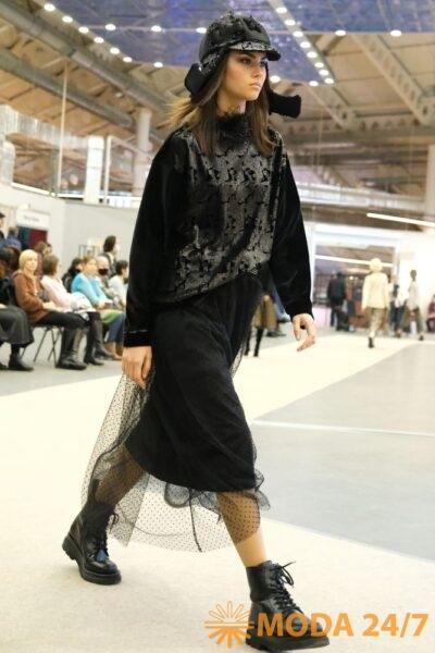 Ga-La Boheme Fashion Show. Закрытие Недели трикотажной моды