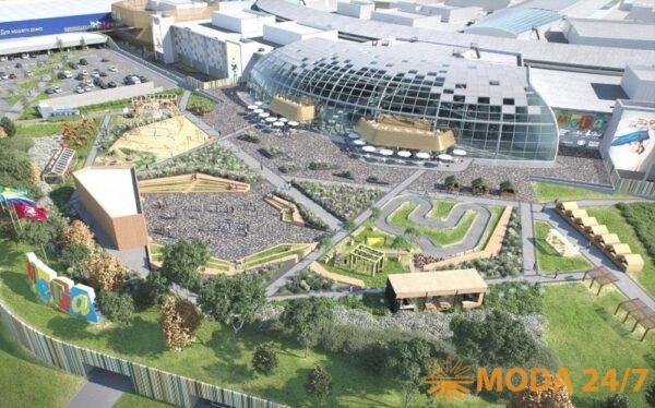 МЕГА – суперрегиональный торговый центр Москвы