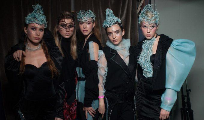 Международный Конкурс Молодых Модельеров. MKMM fashion show