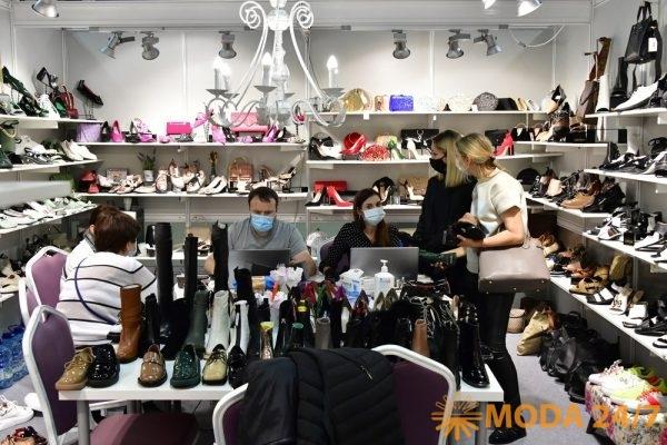Выставка «Обувь. Мир кожи-2020. Осень»