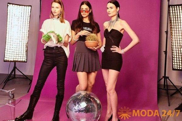 Фотосессия участниц модного реалити-шоу «ТЫ_Топ-модель на ТНТ». Топ-модель на ТНТ