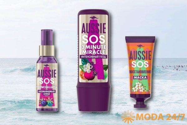 Aussie SOS глубокое восстановление