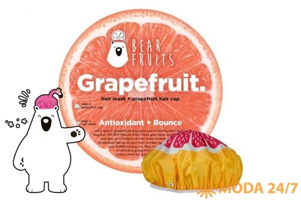 BearFruits Grapefruit Volume