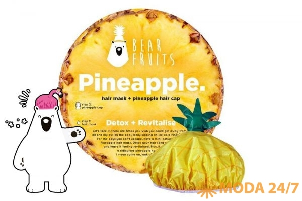 BearFruits Pineapple Detox Revitalize