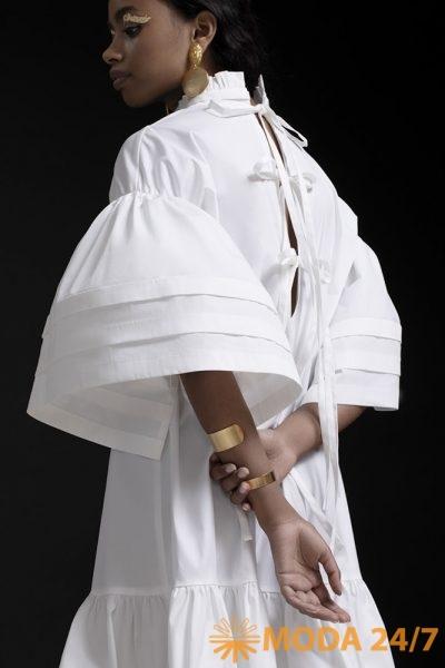 Бренд дизайнерской одежды BLANC