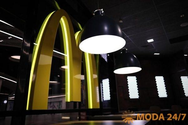 Макдоналдс без искусственных красителей и ароматизаторов