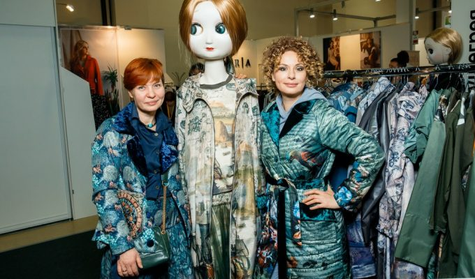 Ирина Лачина и Наташа Душегрея