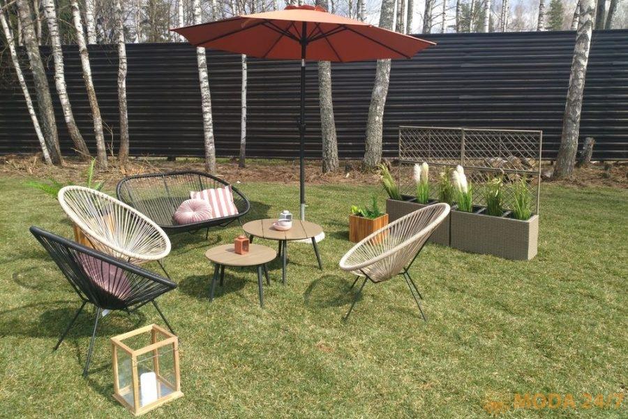Как украсить свой сад: советы JYSK