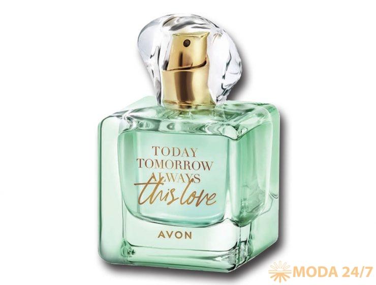 This Love: Today. Tomorrow. Always – новый аромат Avon