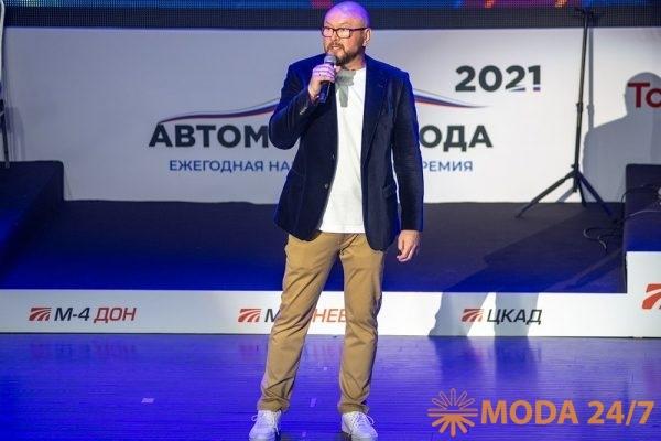 Автомобиль года в России – 2021. Владимир Безукладников, председатель оргкомитета премии «Автомобиль года в России – 2021»
