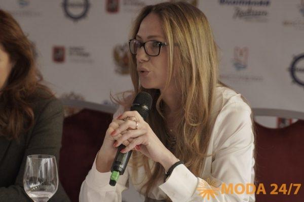 Ольга Ткачева, заместитель главы по стратегическому развитию и маркетингу флотилии «Рэдиссон Ройал»