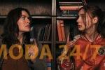 Пороховой коктейль – фантастический антураж и дизайн. Лина Хиди (Скарлет) и Карен Гиллан (Сэм)