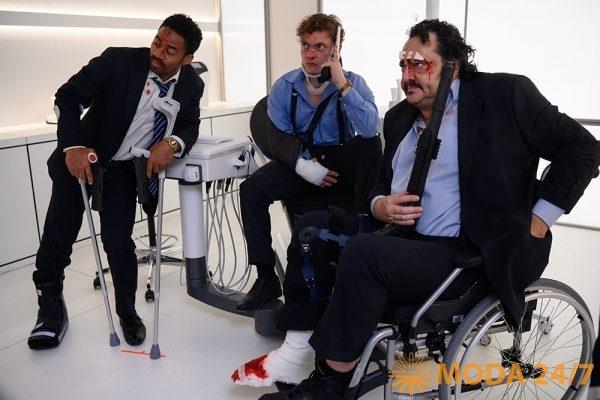 Дэвид Бернелл IV (David Burnell IV), Джек Бандейра (Jack Bandeira) и Джонатан Файлла (Jonathan Failla)