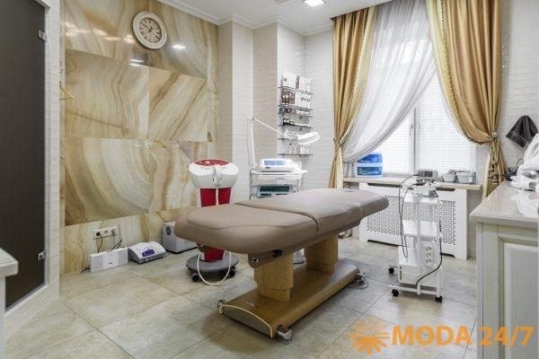 Процедурный кабинет клиники TORI