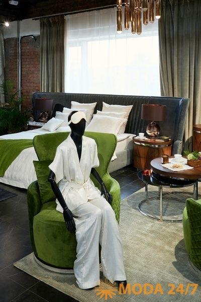 Коллекция Hemp Collection, домашняя пижама