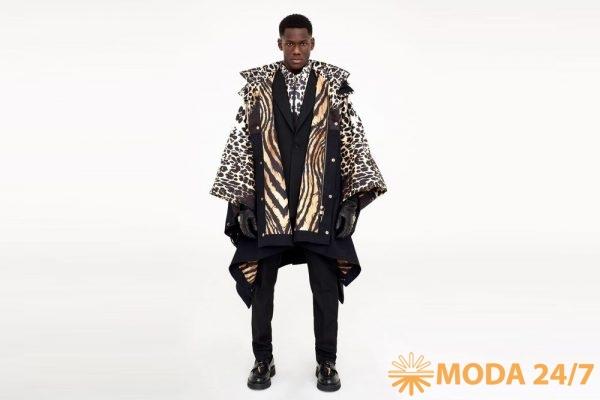 Мужская куртка Roberto Cavalli fw-2021/22