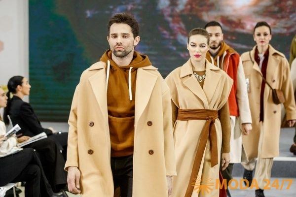 Конкурс дизайнеров верхней одежды