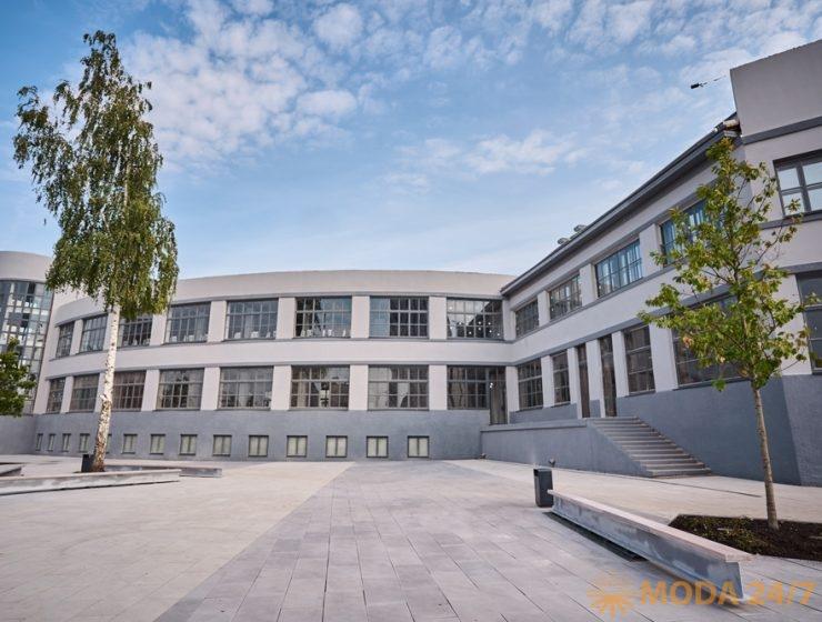 Осень в Третьяковке. Филиал Третьяковской галереи – фабрика-кухня в Самаре