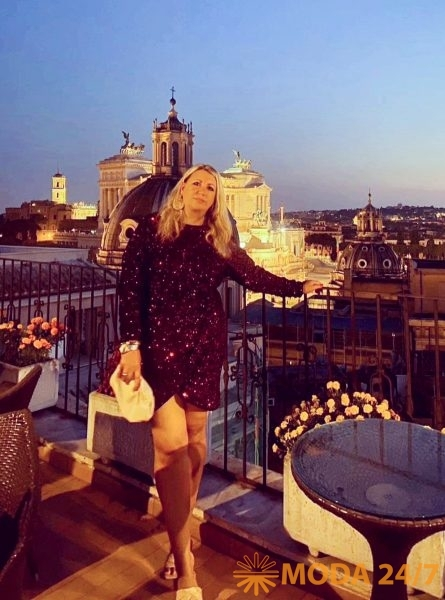 SOLARE Светлана Аникина снова в Риме