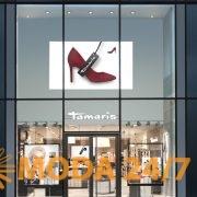 Обувь «Тамарис» ближе к покупателю