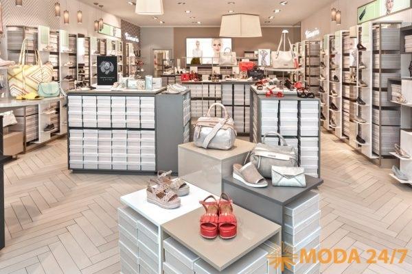 Обувной магазин в Брюсселе