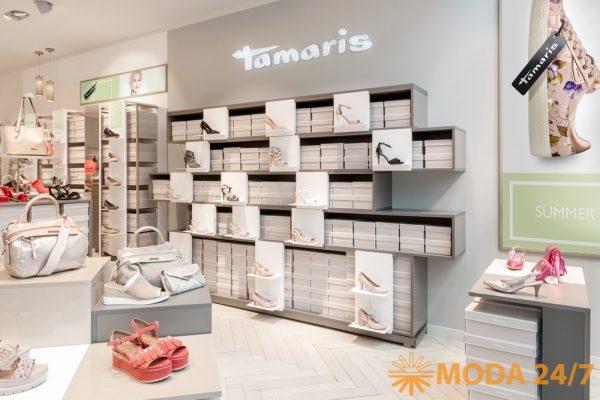 Обувной магазин «Тамарис»