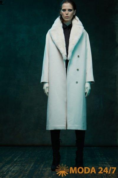 Пальто прямого силуэта TEGIN FW-2021/22