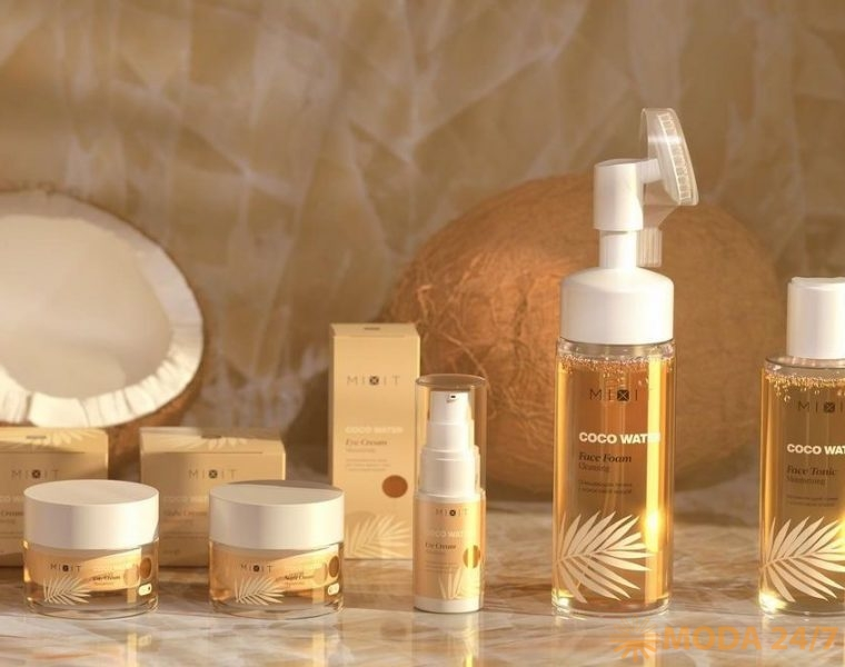 Новая коллекция MIXIT с кокосом Coco Water MIXIT